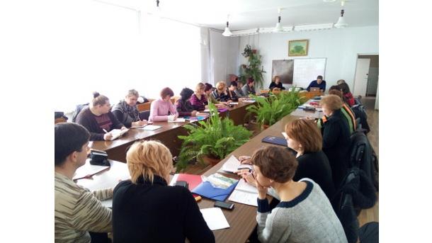 Світові стандарти журналістики, Сєвєродонецьк (24-25 лютого 2015 рік)