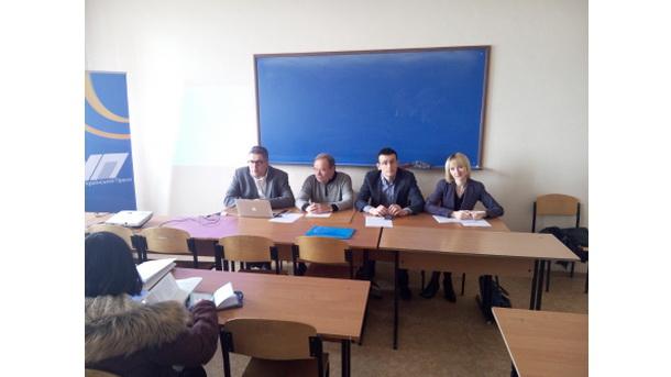 Світові стандарти журналістики, Харків (26-27 березня 2015 рік)