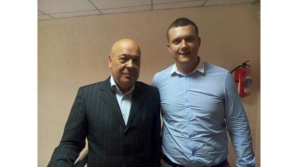 Прес-конференція з Геннадієм Москалем (Сєвєродонецьк)
