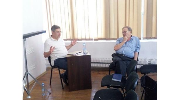 Семінар «Стандарти журналістики в умовах військового конфлікту» (Харків, 22-23 вересня 2015 року)