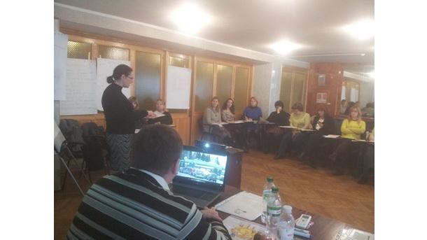 Тренінг для тренерів (Дніпропетровськ 28-29 листопада 2015 року)