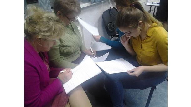 Тренінг для тренерів (Миколаїв 21-22 листопада 2015 року)