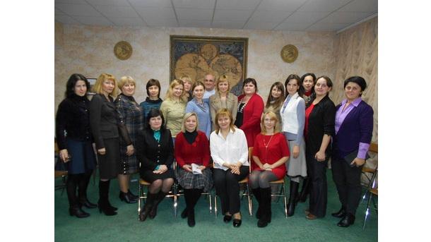 Тренінг для тренерів (Полтава 16-17 листопада 2015 року)
