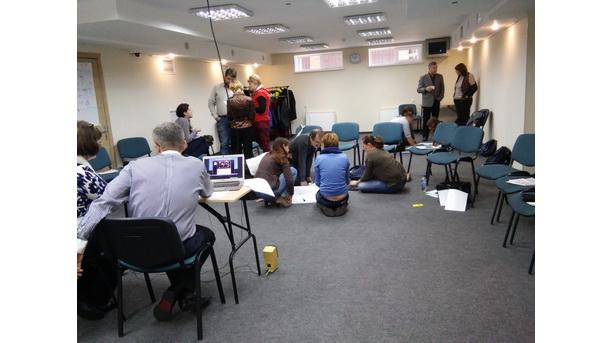Тренінг для тренерів (Київ 12-13 листопада 2015 року)