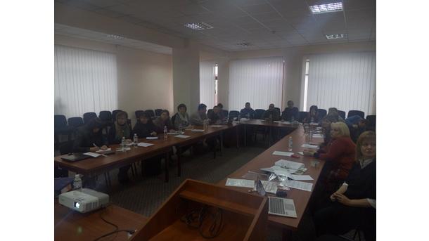 Тренінг для тренерів (Сєвєродонецьк 10-11 листопада 2015 року)
