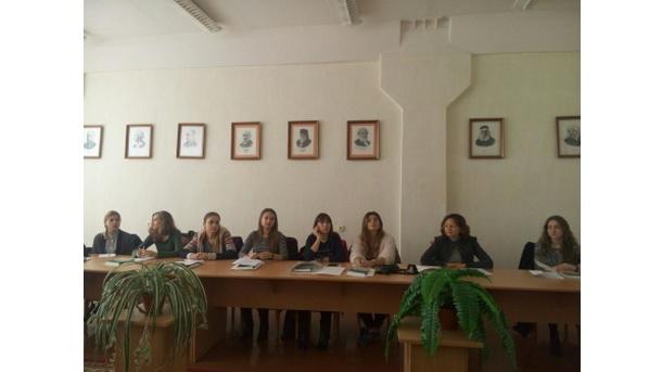 «Як писати про економіку доступно» (Вінниця, 17-18 листопада 2015 року)