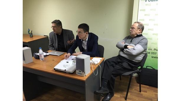 «Стандарти журналістики в умовах військово-політичного конфлікту» Харків 10-11 грудня 2015 року