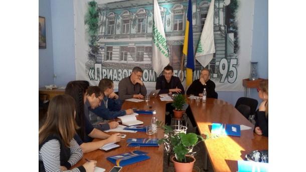 «Стандарти журналістики в умовах військово-політичного конфлікту» Маріуполь 1-2 грудня 2015 року