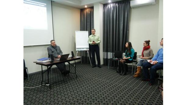 Тренінг для тренерів (Київ, 26-27 січня 2016 року)