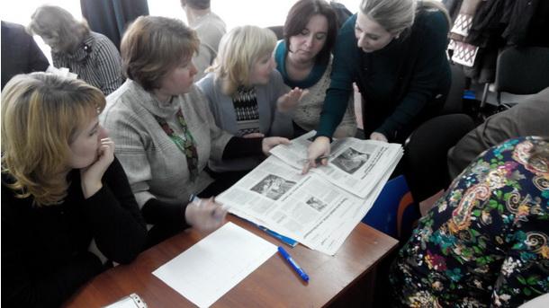 У Львові відбувся семінар «Практична медіаграмотність для викладачів суспільних дисциплін»