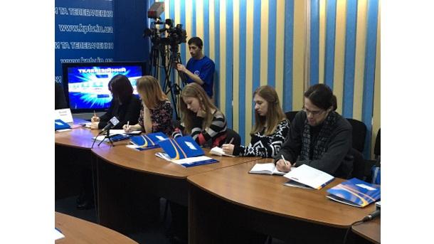 Семінар «Стандарти журналістики в умовах військово-політичного конфлікту» (Миколаїв, 16-17 лютого 2016 року)