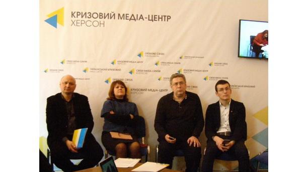 Круглий стіл на тему «Українська журналістика під час гібридної війни: протидія радянській пропаганді»