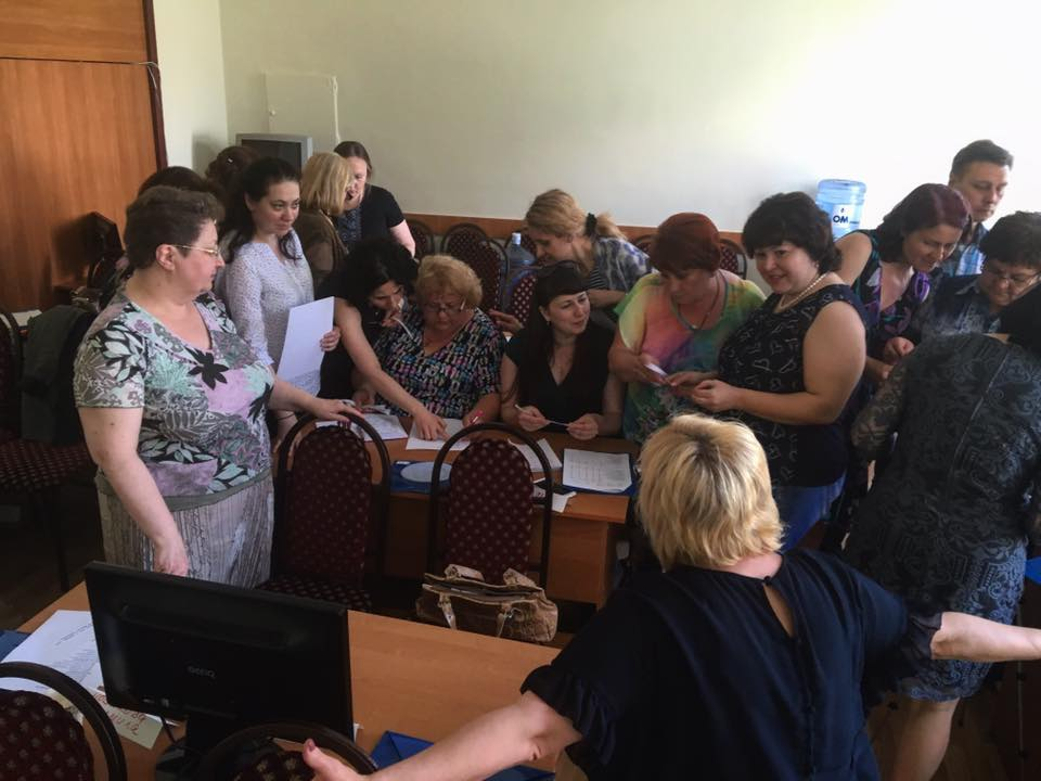 Media education week in Moldova: AUP experience at International Summer School