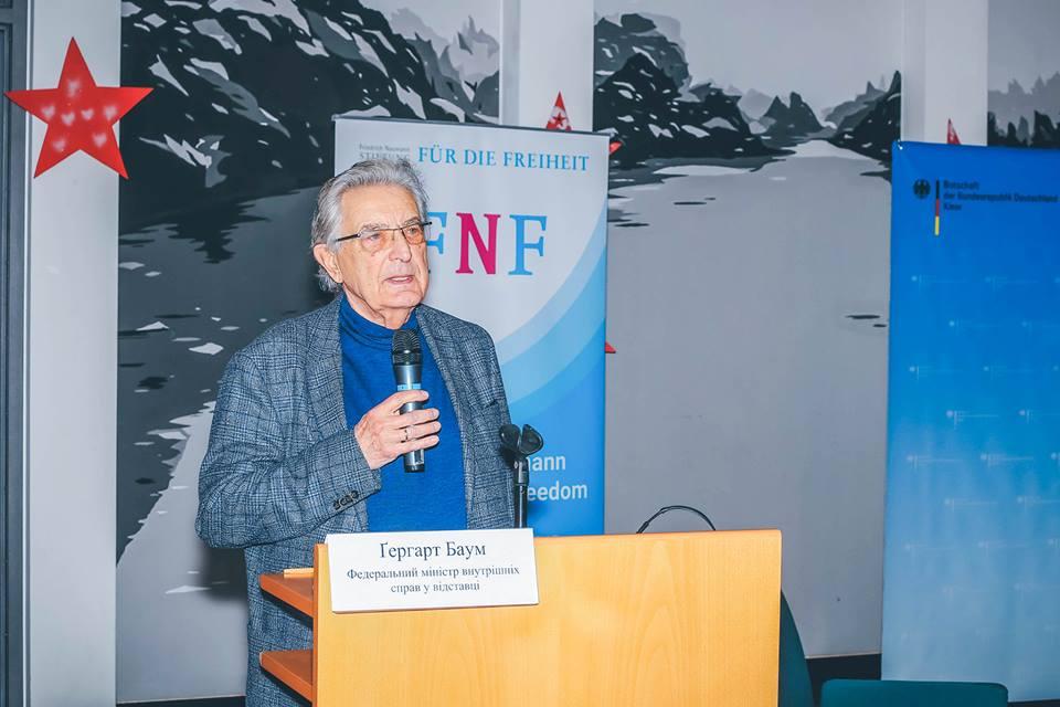 Відбулася презентація українського видання книги «Врятуйте фундаментальні права!»