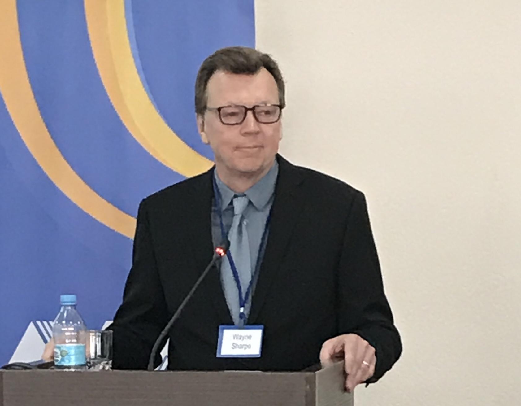 Вейн Шарп: медіаграмотність в умовах конфлікту