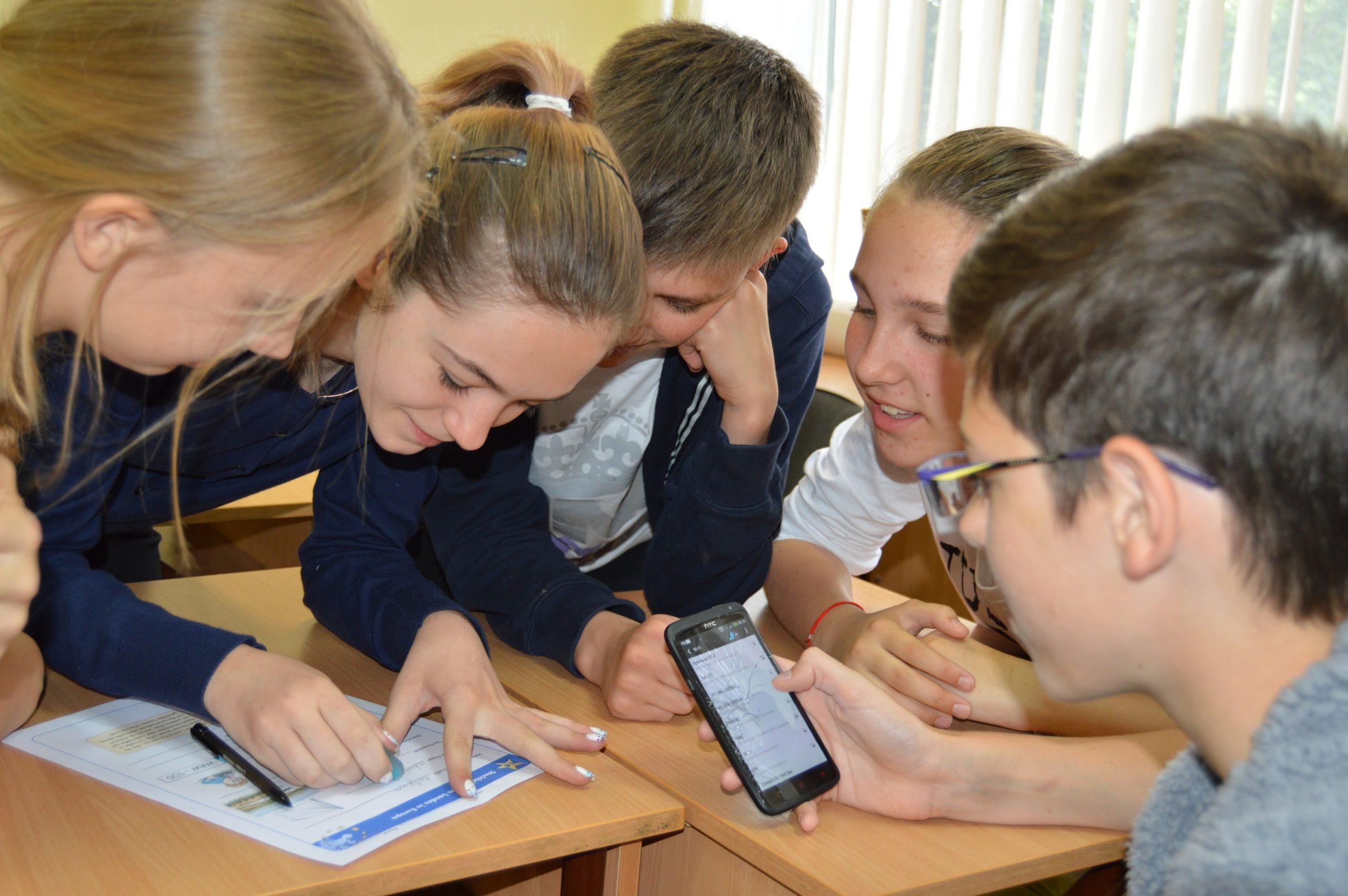 Літня школа з медіаграмотності для старшокласників середньої загальноосвітньої школи
