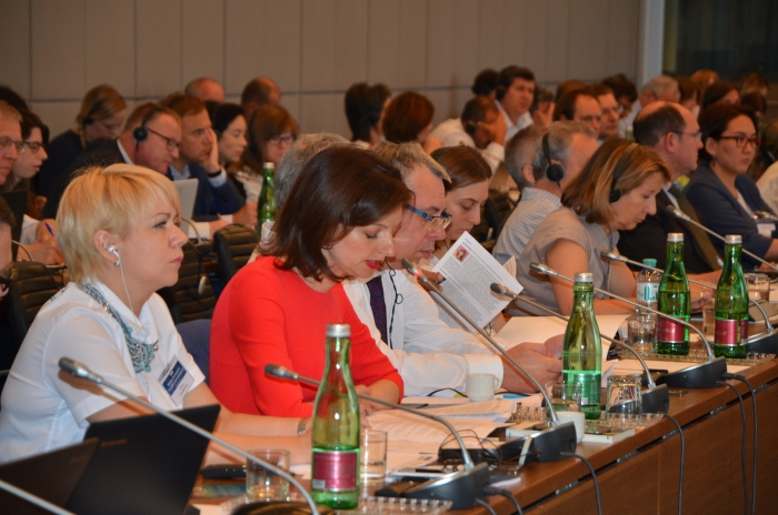 """Conference """"Safeguarding Media Freedom in Volatile Environments"""" in Vienna"""
