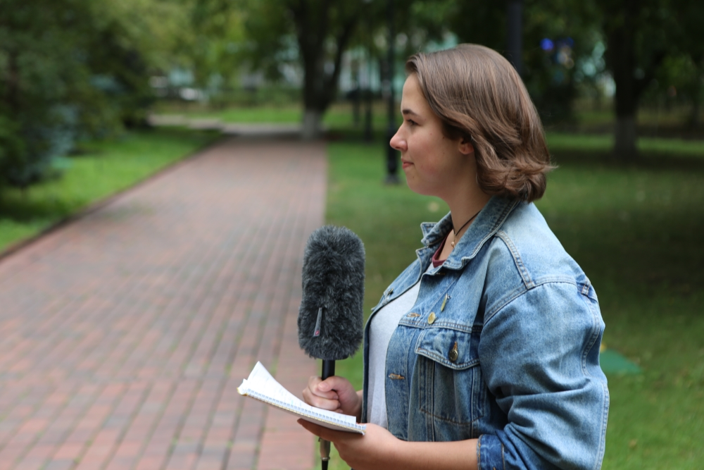The Second 'Media Laboratory' for Students of Journalism Held in Kyiv