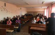В Івано-Франківську студенти прослухали лекцію Валерія Іванова щодо стандартів журналістики