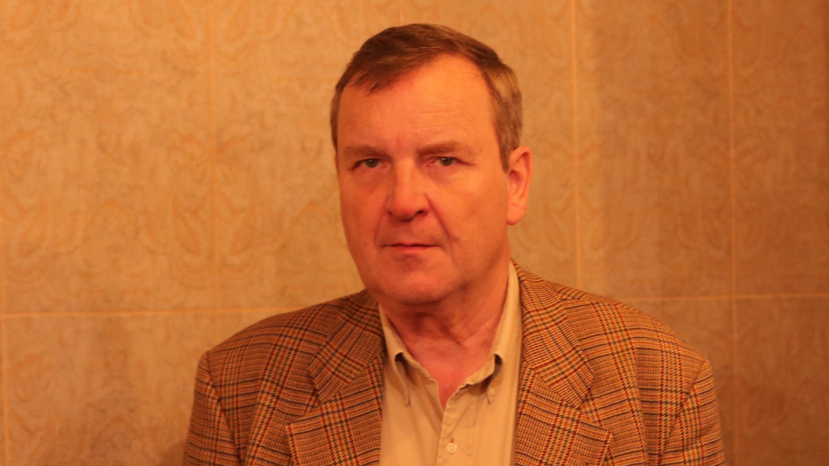 «В України є фантастична культура, мова, історія, тому майбутнє треба будувати на цих елементах», – доктор Вольфґанґ Йон