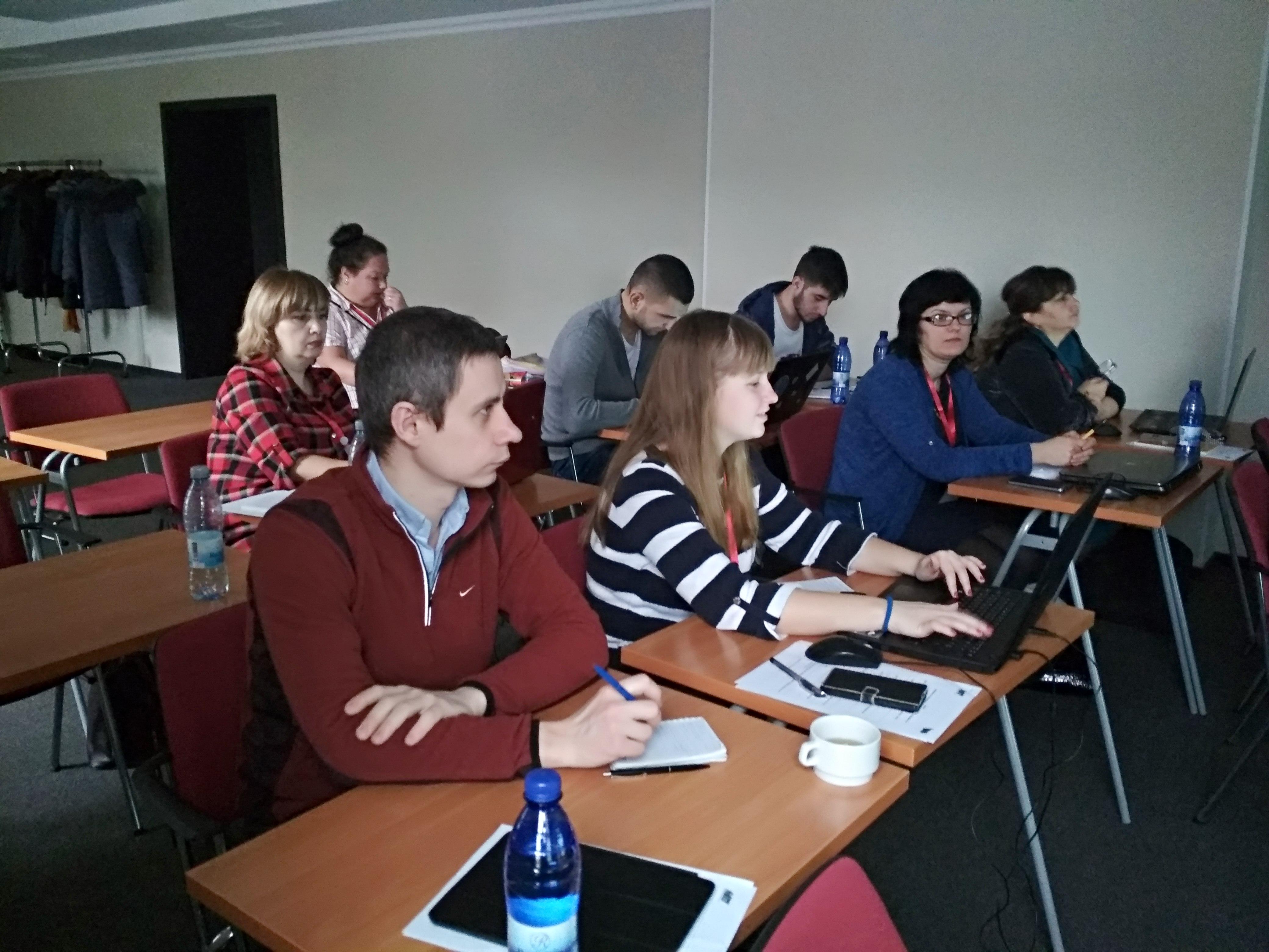 У Чернігові відбулася Медіашкола децентралізації для регіональних журналістів