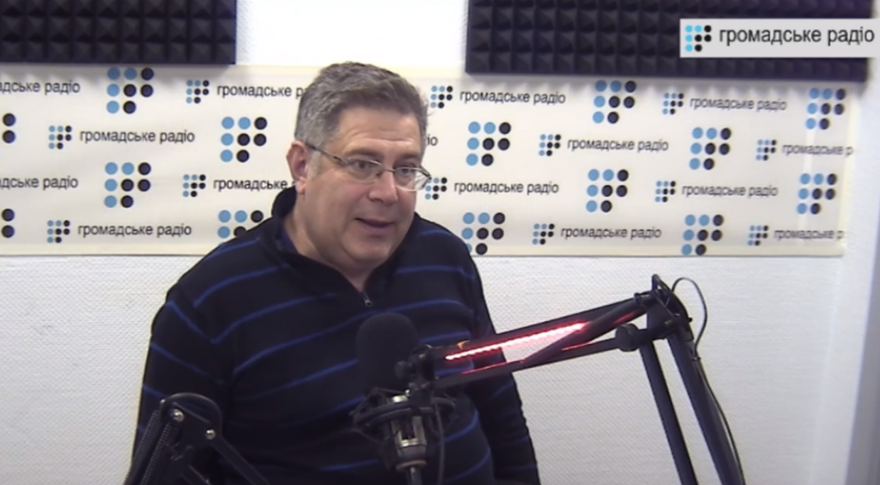 MONITORING OF POLITICAL NEWS: LIVE AIR INTERVIEW ON HROMADSKE RADIO