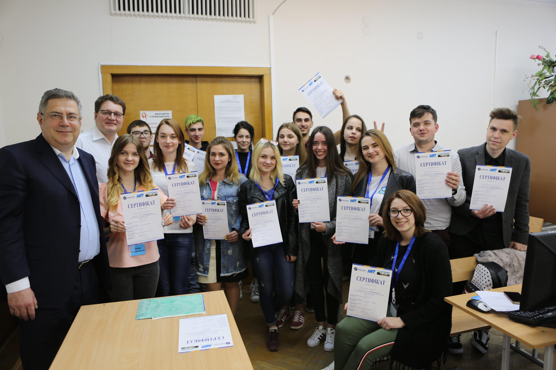 Відбулася Третя Медіалабораторія для студентів-журналістів України