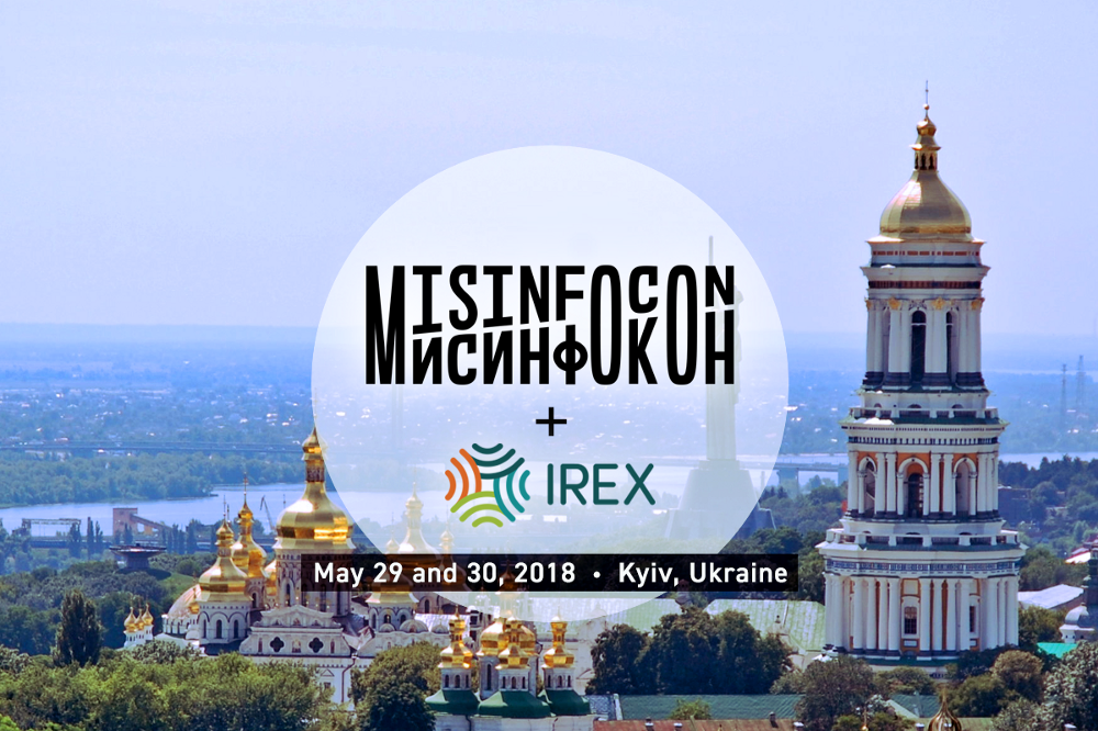 MisinfoCon is back — and this time, we're off to Kyiv!