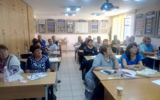 Media Literacy for Chernihiv Teachers of History and Legal Studies