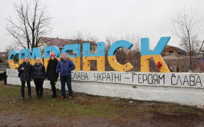 About the Events in Ukraine to Foreign Reporters: the Second International Press-Tour