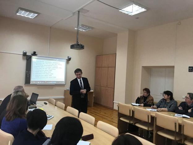 Впровадження медіаосвіти в Чернігівській області