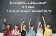 Результати Всеукраїнського конкурсу на кращий план-конспект уроків природничих дисциплін із елементами медіаграмотності для 1-11 класів у 2018/19 н.р. (Географія)