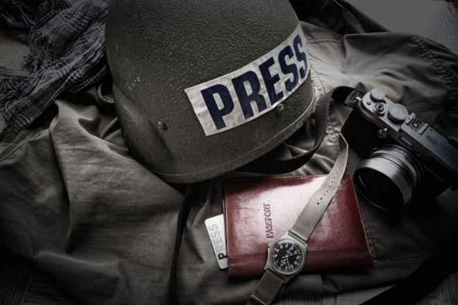 Запрошуємо взяти участь у семінарі «Світові стандарти журналістики (в умовах збройних конфліктів)», 25-26 лютого 2019 рік, Вінниця
