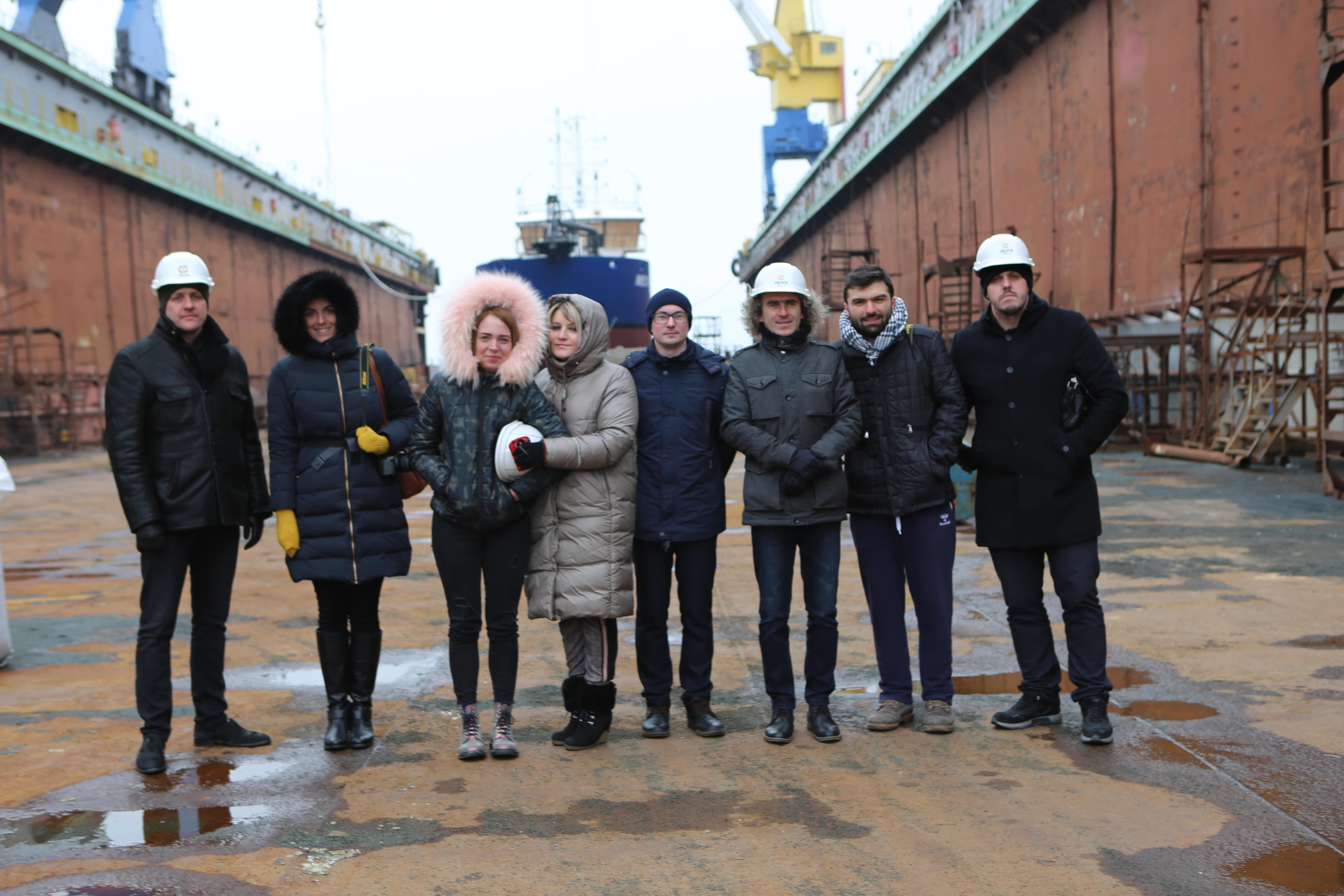 Opening Ukraine to Foreign Reporters: the 4th International Press Tour