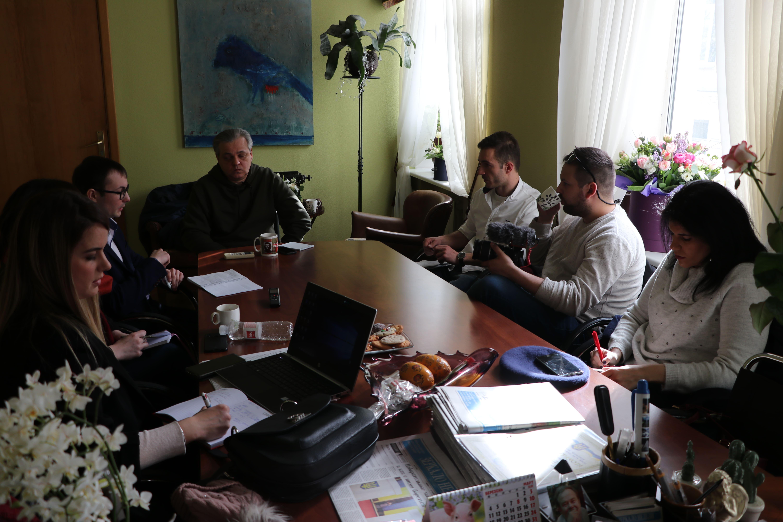 Meet Ukraine: the 5th International Press Tour