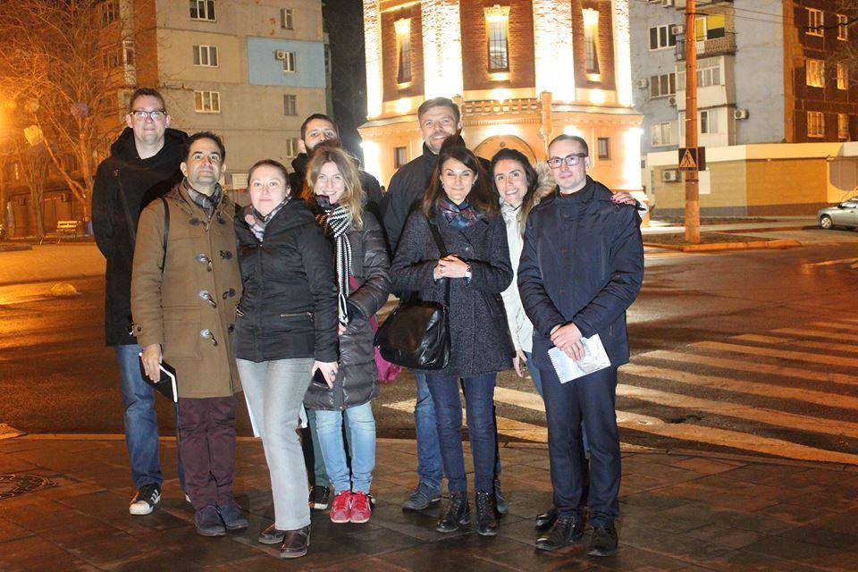 Візит до України напередодні виборів Президента: шостий міжнародний прес-тур