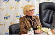 У Маріупольському державному університеті відбувся Круглий стіл за участі керуючого партнера Академії української преси Тетяни Іванової