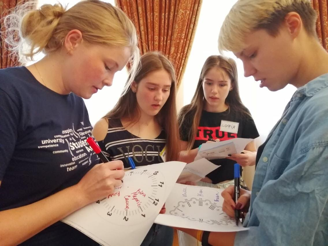 A NEW COMMUNITY OF UKRAINIAN MEDIA VOLUNTEERS FOR AWARENESS OF YOUNG VOTERS