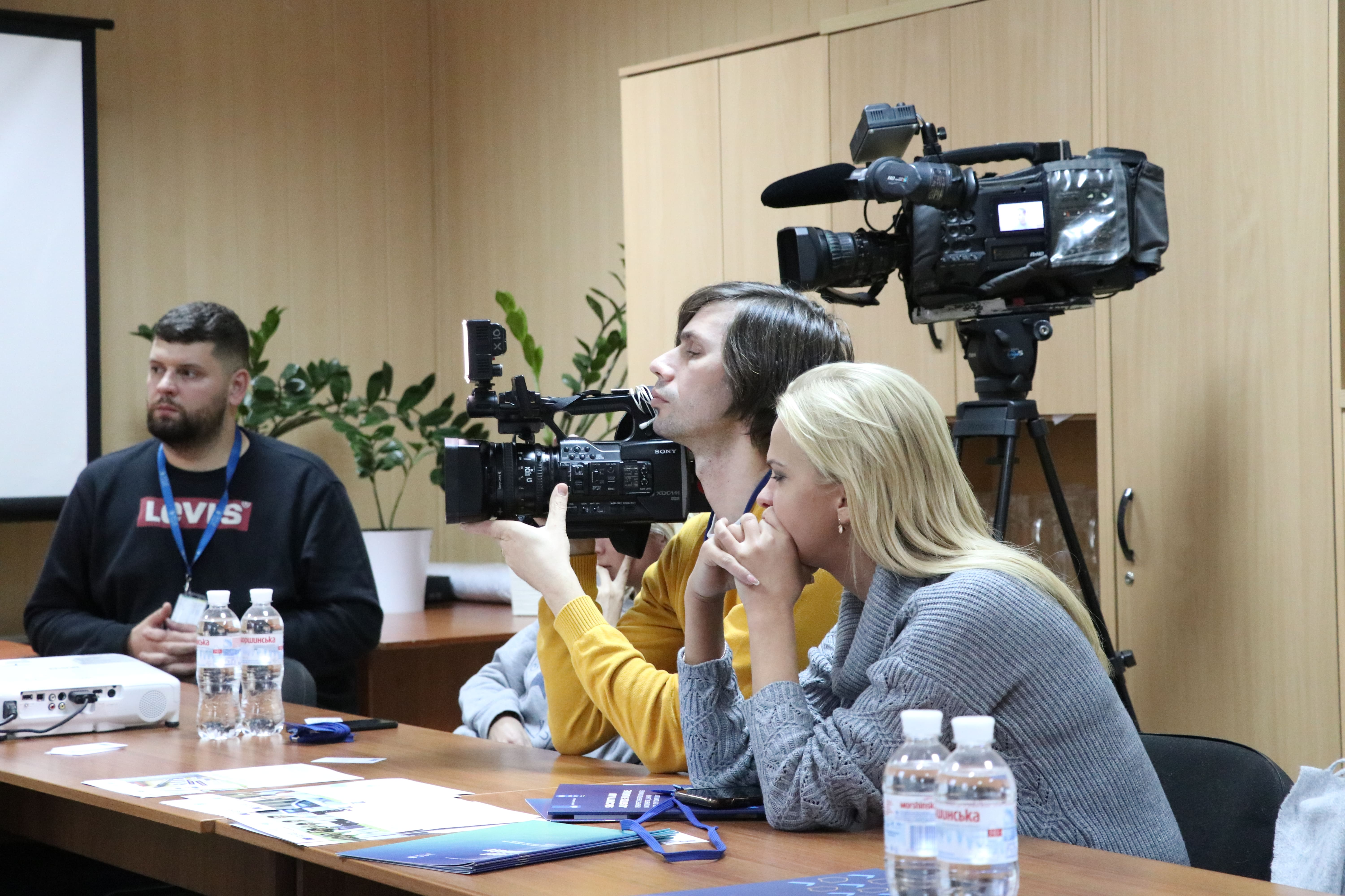 VISIT OF FOREIGN REPORTERS TO UKRAINE IN OCTOBER 2019
