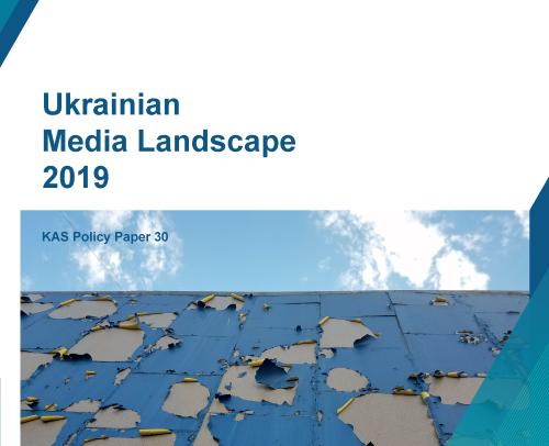 Ukrainian Media Landscape 2019
