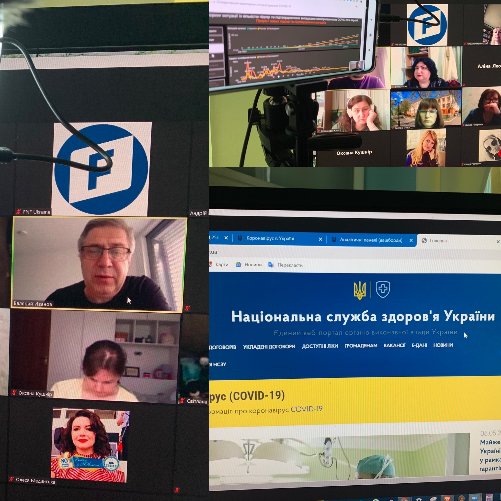 Перевіряй перед репостом – вебінар «Стандарти журналістики в умовах пандемії та кризи» 11-12 травня
