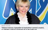 Медіа-хакатон у Молдові!
